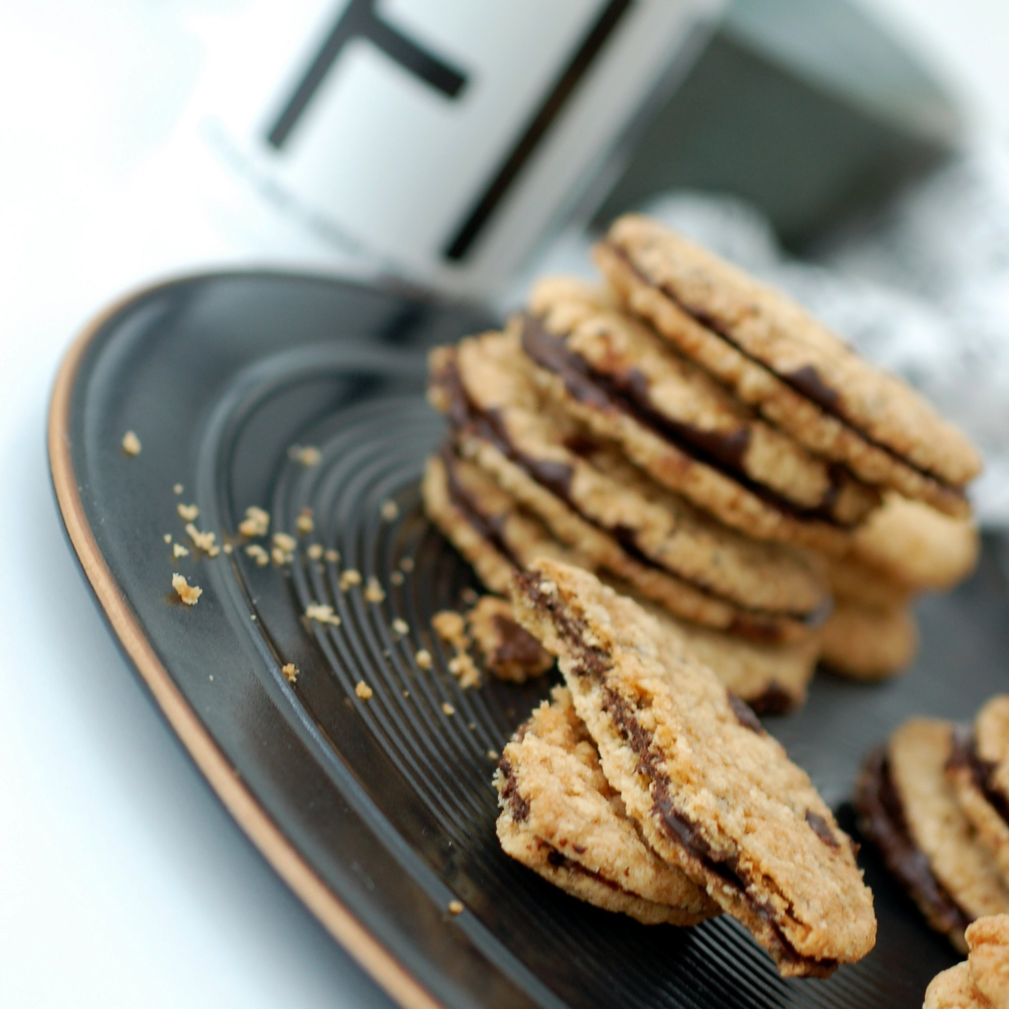 .    .HAVREFLARN.    .    THIN OAT BISCUITS